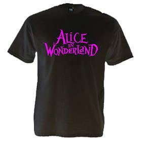 Футболка Alice in Wonderland