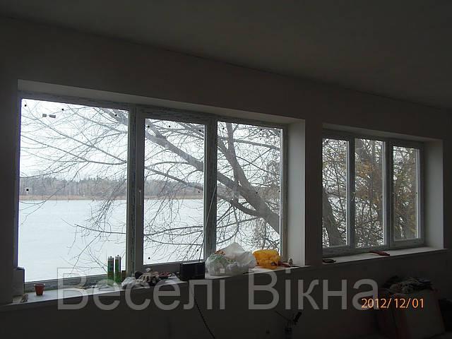 Окна Березань. Купить окна в Березани - Веселі Вікна  в Киеве