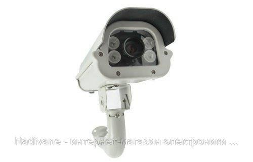 Цветная наружная влагозащищенная камера видеонаблюдения LUX 12019SA