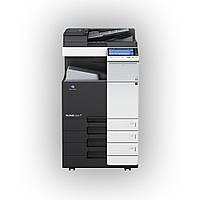 Konica Minolta bizhub C308, полноцветное МФУ, SRA3, 30стр./мин, копир, сетевой принтер, сканер, дуплекс.