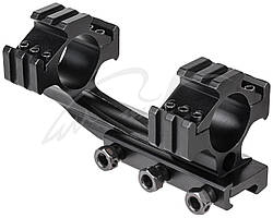 Легкосъемное крепление-моноблок Air Precision. d - 30 мм. High. Weaver/Picatinny