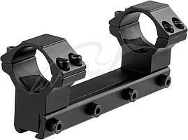 "Крепление-моноблок Beeman FTMA087L. d - 25.4 мм. Extra High. ""Ласточкин хвост"""