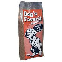 Сухой корм Happy Dog Favorit Brocken для взрослых собак всех пород, 15 кг