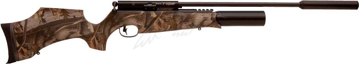 Винтовка пневматическая BSA R-10 mk2 Woodland VC PCP