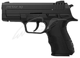 Пистолет стартовый Retay X1 кал. 9 мм. Цвет - black.