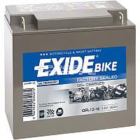 Аккумулятор Exide 12V 16AH/100A (GEL12-16)