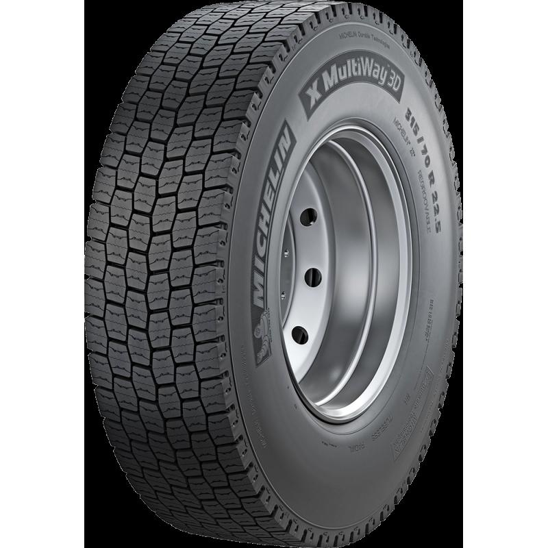 Шины 315/80R22.5 Michelin X Multiway 3D XDE 156/150L