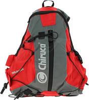 Рюкзак Chiruca Mochila 11л. Цвет - красный/серый