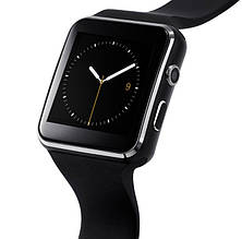 UWatch Умные часы Smart X6 UWatch Nano Black
