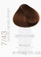Крем-краска для волос COLORIANNE PRESTIGE 2012 № 7/43 100 мл