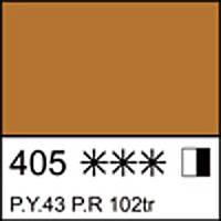 Краска масляная художественная СОНЕТ сиена натуральная 46 мл. ЗХК 351974 Невская палитра