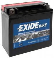 Аккумулятор Exide 12V 18AH/270A (YTX20H-BS)