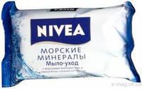 Мыло Нивея Минералы Морские. 90гр
