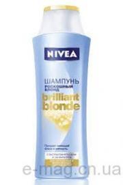 Шампунь Нивея Роскошный блонд 250мл