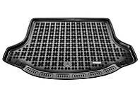 Коврик в багажник Kia Sportage III 2010 - 2016 черные, полиуретановые (Rezaw-Plast, 230733) - штука