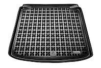 Коврик в багажник Skoda Fabia ll (универсал) 2007 - 2014 черные, полиуретановые (Rezaw-Plast, 231515) - штука