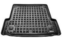 Коврик в багажник Bmw 3 Touring (E91) 2005 - 2013 черные, полиуретановые (Rezaw-Plast, 232108) - штука