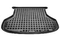 Коврик в багажник Lexus RX II 2003 - 2008 черные, полиуретановые (Rezaw-Plast, 233301) - штука
