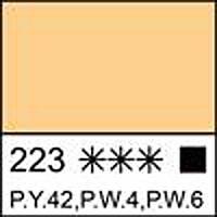 Краска масляная художественная МАСТЕР-КЛАСС неаполитанская жёлто-палевая 46 мл. ЗХК 351730 Невская палитра