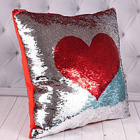 Подушка сувенирная сердце