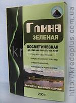 Глина зеленая для лица Артколор 100 гр
