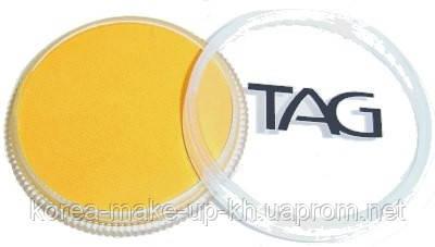 Аквагрим TAG желтый 32 гр