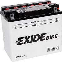 Аккумулятор Exide 12V 19AH/190A (YB16L-B)