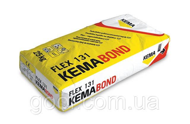 Клей для камня и плитки Кема Kemabond 131 Flex 25 кг.
