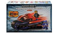 Конструктор Brick Minecraft Superheroes Unlimited (аналог) 15333 200 деталей KK