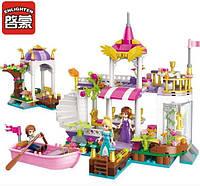 """Конструктор Enlighten Brick 2607 Princess Leah """"Причал принцессы"""" (аналог) 358 деталей KK"""