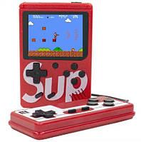 Портативная Игровая Приставка Game Box Sup 400 В 1 С Джойстиком