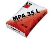 Штукатурка цементная облегчённая Баумит МПА35л (Baumit MPA 35 L) 25 кг.