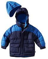 Зимняя куртка  Rothschild (США) с шапкой для мальчика 4-5 лет