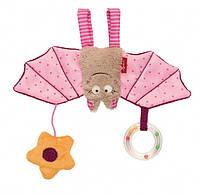 Мини мобайл sigikid Летучая мышь розовая 24 см (42208SK)
