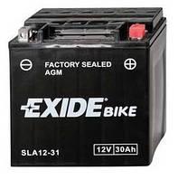 Аккумулятор Exide 12V 30AH/430A (AGM12-31)