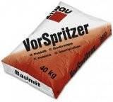 Цементный набрызг Баумит Шпритц (Форшпритцер) (Baumit Spritz) 25 кг., фото 1