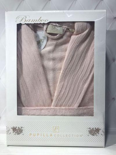 Халат женский бамбук Pupilla for women 3 pudra