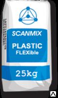 Scanmix Plastic Flexible (Сканмикс Пластик) клей для камня и плитки 25 кг.