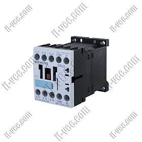 Контактор Siemens 3RT1016-1AF01, AC-3 4kW 400V, 1NO, 110VAC