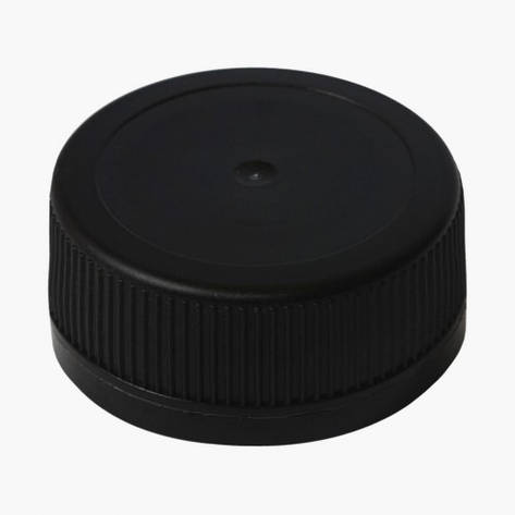 Крышка для ПЭТ бутылки чёрная, фото 2