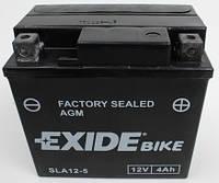 Аккумулятор Exide 12V 4AH SLA12-5 (AGM12-5)
