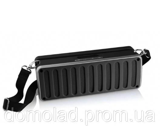 Портативна Колонка Bluetooth SPS X11S LCD Бездротова Колонка З Ремінцем