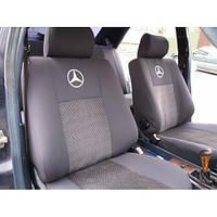 Чехлы на сидения Mercedes W212 Е-класc (раздельн) с 2009 г.в.