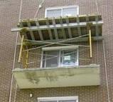 Плита балконная железобетонная УКБ 25-5к (2490 х 1370 х 150 мм), фото 3