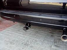 Швидкознімний фаркоп Toyota LC Prado120/150 (Тойота Прадо), фото 2