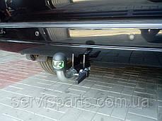 Швидкознімний фаркоп Toyota LC Prado120/150 (Тойота Прадо), фото 3