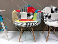 Кресло LOTUS  PC-018WB akh (Лотос), Salex FB Wood Patchwork. Signal Кресло Leon D