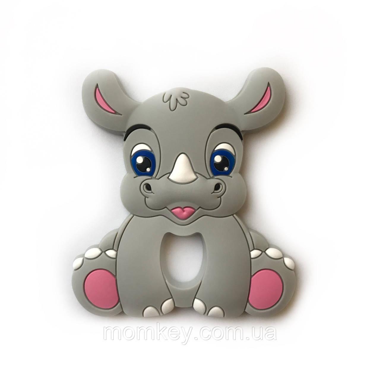 Носорог (светло-серый)