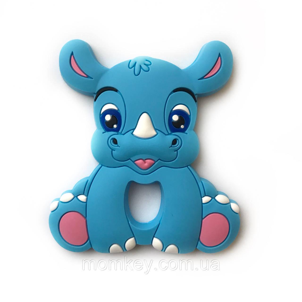 Носорог (голубой)