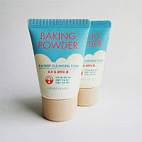Пенка для умывания Etude House Baking Powder BB Deep Cleansing Foam 30мл (EH0103)